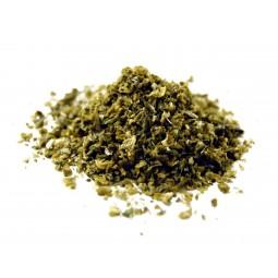 Saldi žalia paprika smulkinta